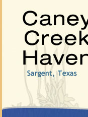 Caney Creek Haven